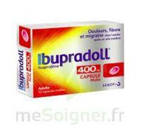 Ibupradoll 400 Mg Caps Molle Plq/10 à FONTENAY-TRESIGNY