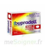 Ibupradoll 400 Mg, Comprimé Pelliculé à FONTENAY-TRESIGNY