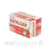 Dafalgan 1000 Mg Comprimés Effervescents B/8