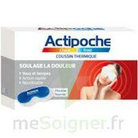 Actipoche Masque Thermique Yeux Et Tempes B/1 à FONTENAY-TRESIGNY