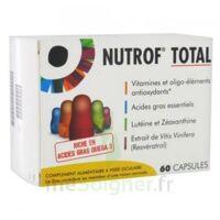 Nutrof Total Caps Visée Oculaire B/60 à FONTENAY-TRESIGNY