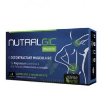 Nutralgic Muscle Comprimés Décontractant Musculaire B/14 à FONTENAY-TRESIGNY