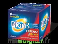 Bion 3 Défense Junior Comprimés à Croquer Framboise B/30 à FONTENAY-TRESIGNY