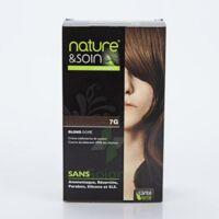 Nature & Soin Kit Coloration 7g Blond Doré à FONTENAY-TRESIGNY