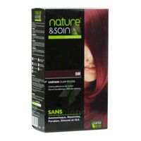 Nature & Soin Kit Coloration 5r Châtain Clair Rouge à FONTENAY-TRESIGNY