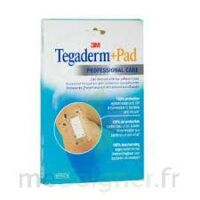 Tegaderm + Pad, 5 Cm X 7 Cm , Bt 5 à FONTENAY-TRESIGNY