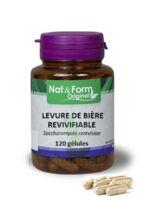 Nat&form Naturellement Levure De Bière Gélules B/120 à FONTENAY-TRESIGNY