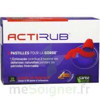 Actirub Pastilles Pour La Gorge B/15 à FONTENAY-TRESIGNY