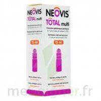 Neovis Total Multi S Ophtalmique Lubrifiante Pour Instillation Oculaire Fl/15ml à FONTENAY-TRESIGNY
