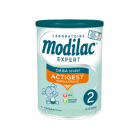 Modilac Expert Actigest 2 Lait Poudre B/800g à FONTENAY-TRESIGNY