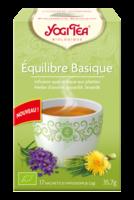 Yogi Tea Equilibre Basique 17 Sachets à FONTENAY-TRESIGNY