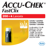 Accu-chek Fastclix Lancettes B/204 à FONTENAY-TRESIGNY
