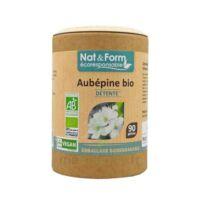 Nat&form Eco Responsable Aubépine Bio Gélules B/90 à FONTENAY-TRESIGNY