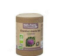 Nat&form Eco Responsable Chardon Marie Bio Gélules B/90