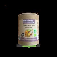 Nat&form Eco Responsable Curcuma Madras Bio Gélules B/90 à FONTENAY-TRESIGNY