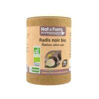 Nat&form Eco Responsable Radis Noir Bio Gélules B/90 à FONTENAY-TRESIGNY