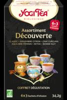 Yogi Tea Tisane Assortiment Découverte Bio 18 Sachets/1,9g à FONTENAY-TRESIGNY