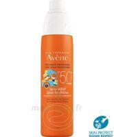 Avène Eau Thermale Solaire Spray Enfant 50+ 200ml à FONTENAY-TRESIGNY