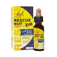 Rescue® Nuit Kids Compte-gouttes - 10ml à FONTENAY-TRESIGNY
