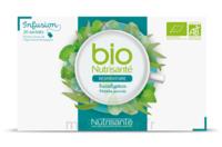 Nutrisanté Infusions Bio Respiratoire 20 Sachets à FONTENAY-TRESIGNY