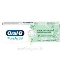 Oral B Pureactiv Dentifrice Soin Essentiel T/75ml à FONTENAY-TRESIGNY
