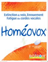 Boiron Homéovox Comprimés à FONTENAY-TRESIGNY