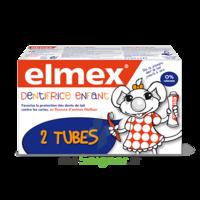 Elmex Duo Dentifrice Enfant, Tube 50 Ml X 2 à FONTENAY-TRESIGNY