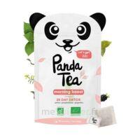 Panda Tea Morning Boost Detox 28 Sachets à FONTENAY-TRESIGNY