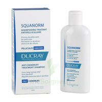 Ducray Squanorm Shampooing Pellicule Grasse 200ml à FONTENAY-TRESIGNY