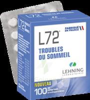 Lehning L72 Comprimés Orodispersibles Plq Pvc/pvdc/alu/100 à FONTENAY-TRESIGNY
