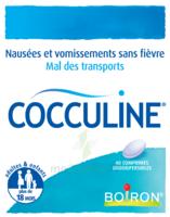 Boiron Cocculine Comprimés Orodispersibles B/40